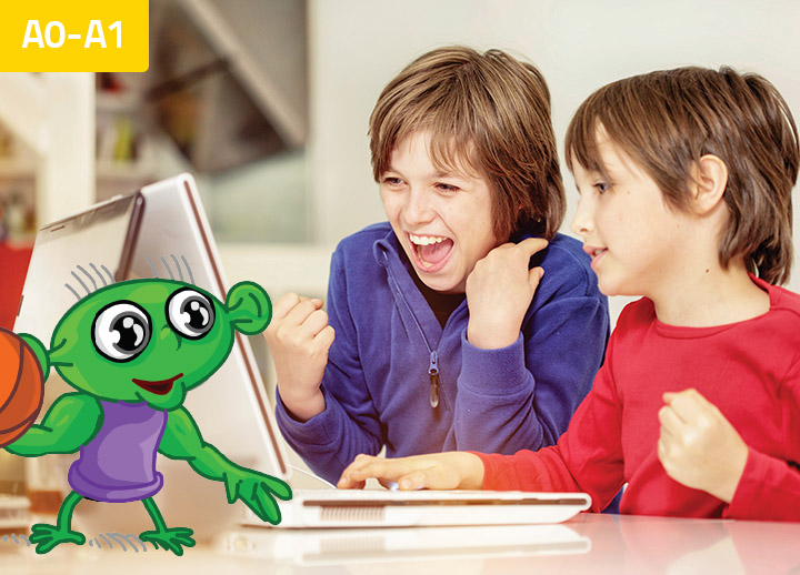 Young Learners 1 Start with English