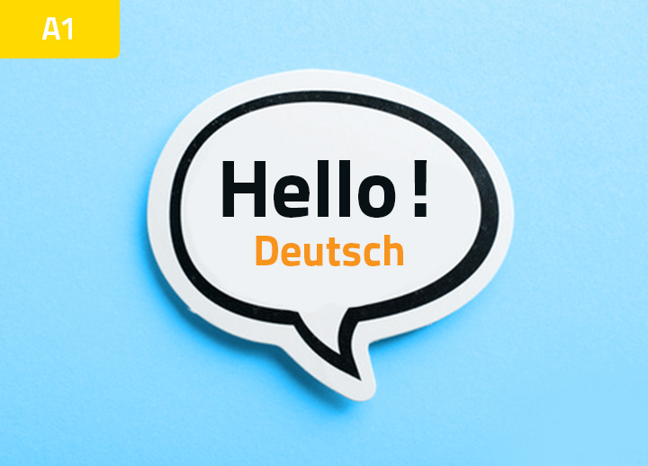 Hello! Deutsch null