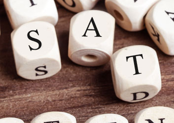 SAT Words null
