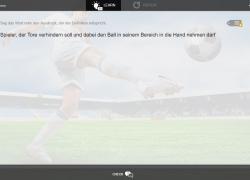 German football words online